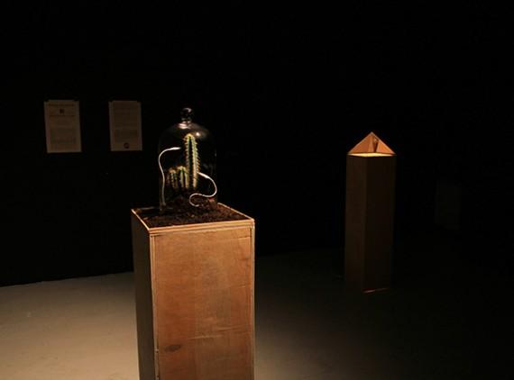 Mrs. Hasimoto installation view, Galway Arts Centre.